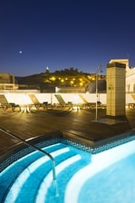 Almeria outdoor swimming pool
