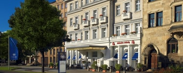 Отель Fuerstenhof, a Luxury Collection Hotel, Лейпциг
