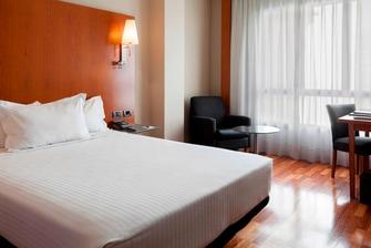 Habitación- Hotel de León