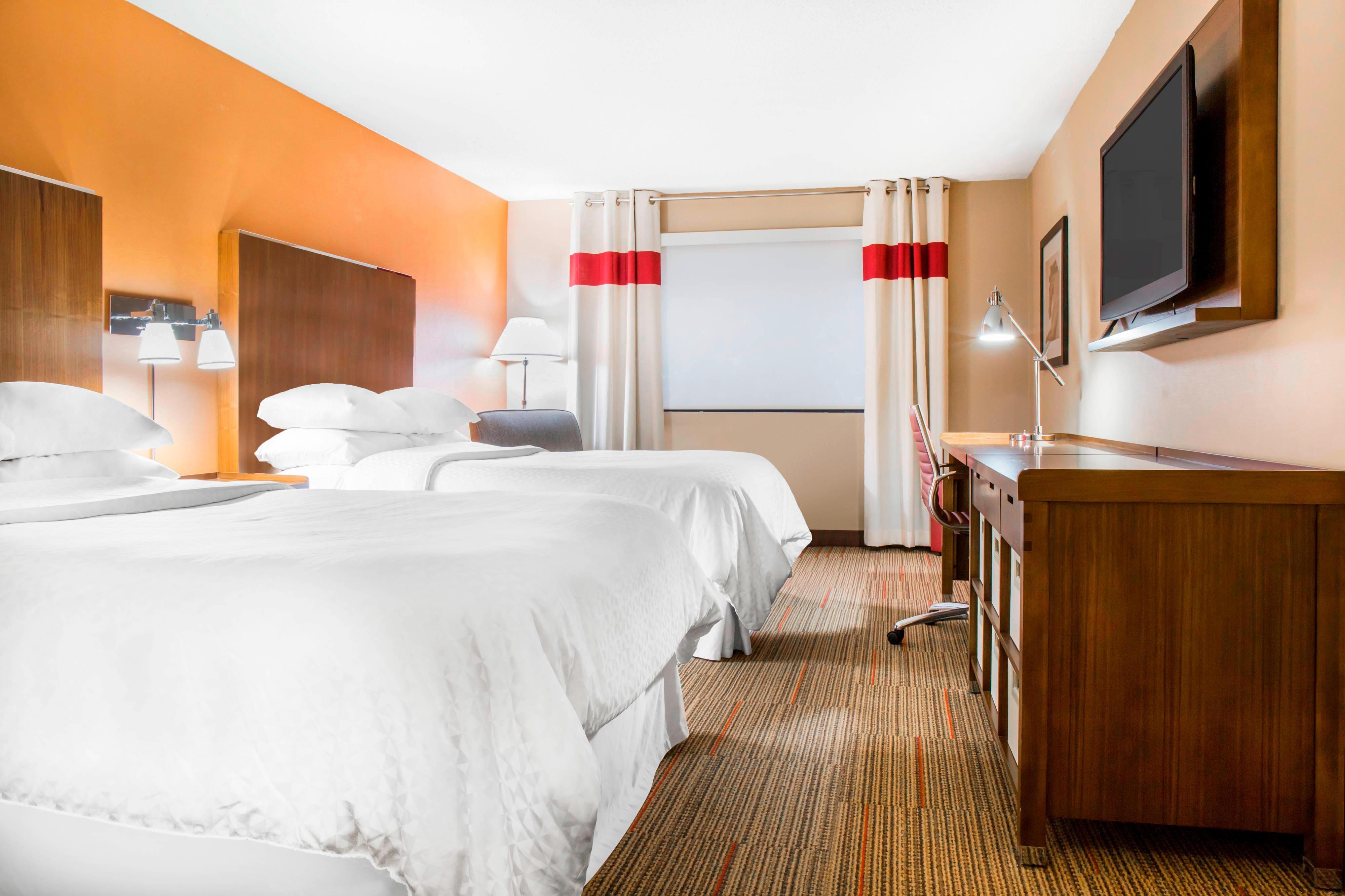 Chambre standard avec lit double