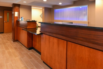 Fairfield Inn & Suites Georgetown Front Desk
