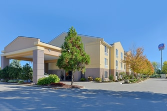 Fairfield Inn & Suites Georgetown Exterior