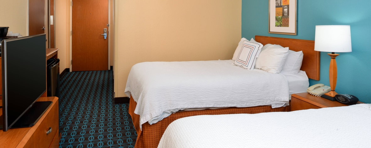 Habitación del Fairfield Inn & Suites en Georgetown