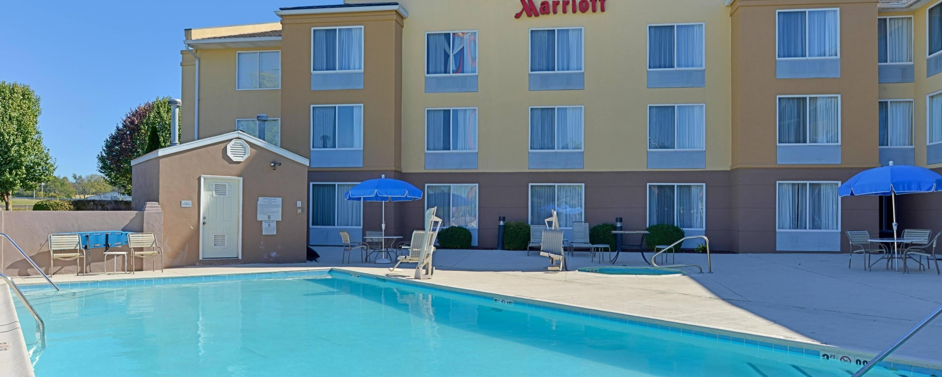 Fairfield Inn & Suites Georgetown Pool