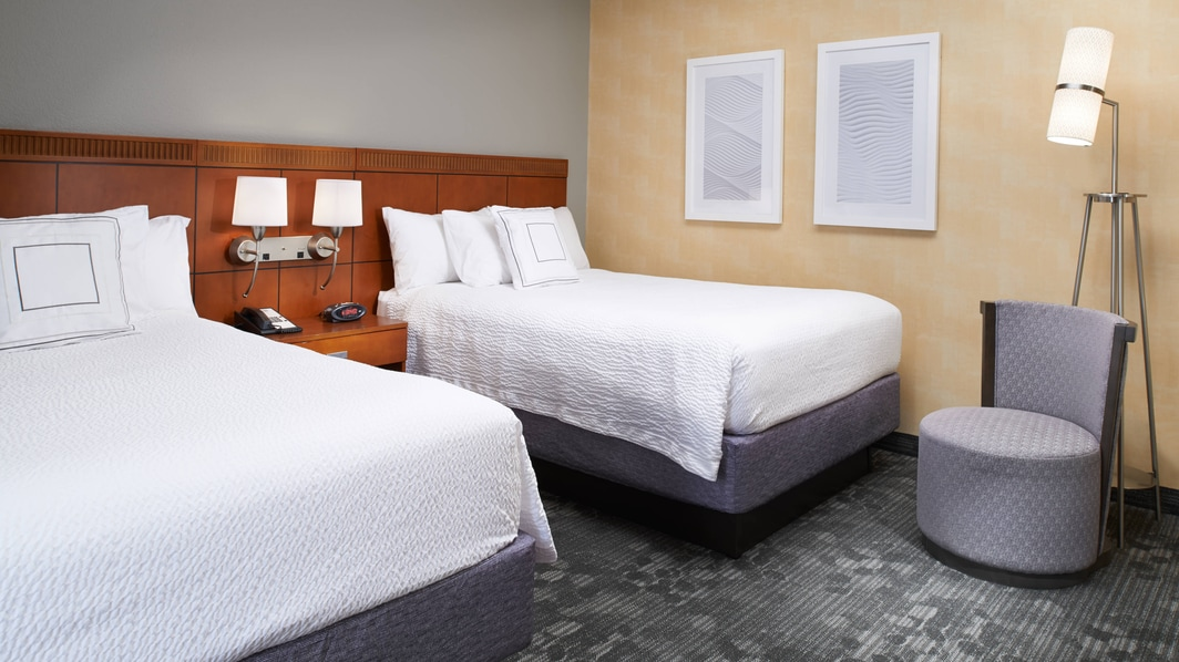 Suite doble del hotel en Lexington