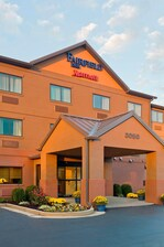 Fairfield Inn Lexington Keeneland Airport Exterior