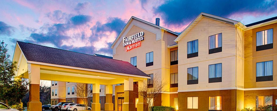 lafayette la hotel fairfield inn suites lafayette south