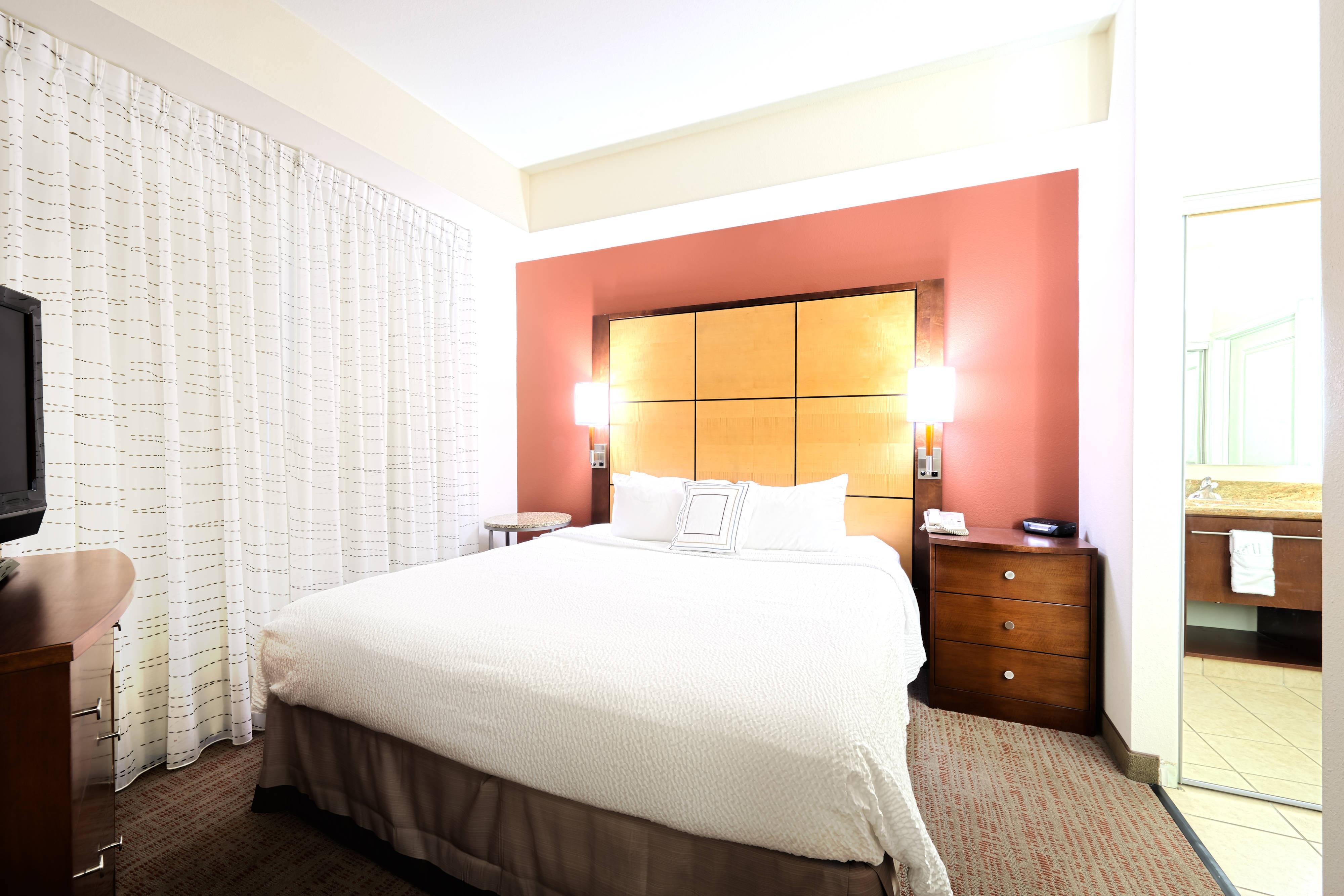 Two Bedroom Suite - Sleeping Area