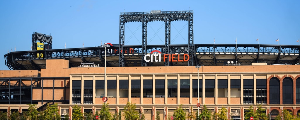 Le stade Citi Field, à New York