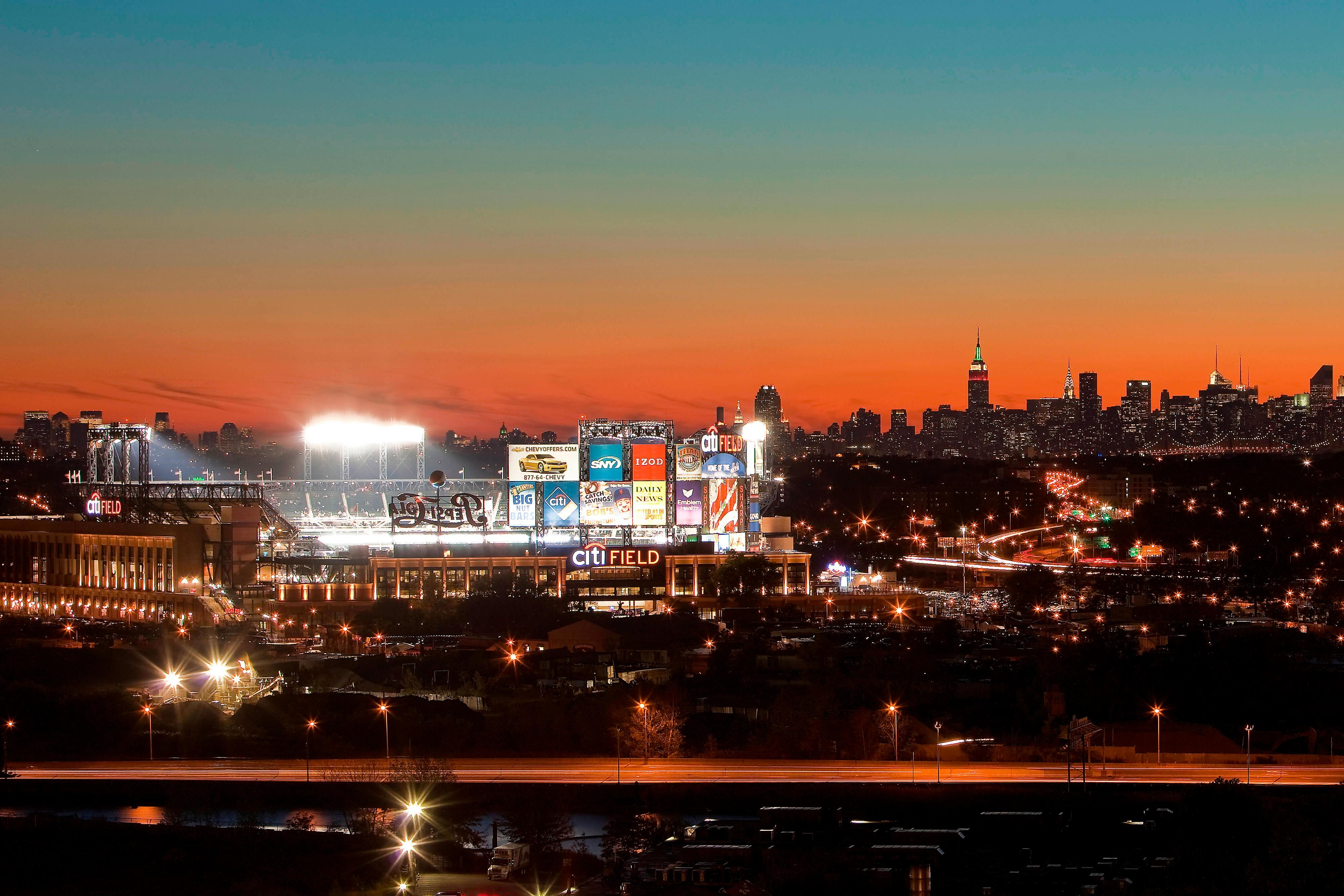Close to Citifield Baseball Stadium - home of the New York Mets