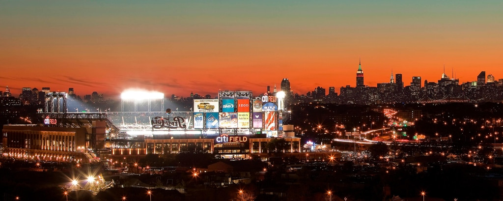 Close to Citifield Baseball Stadium - home of the New York Mets