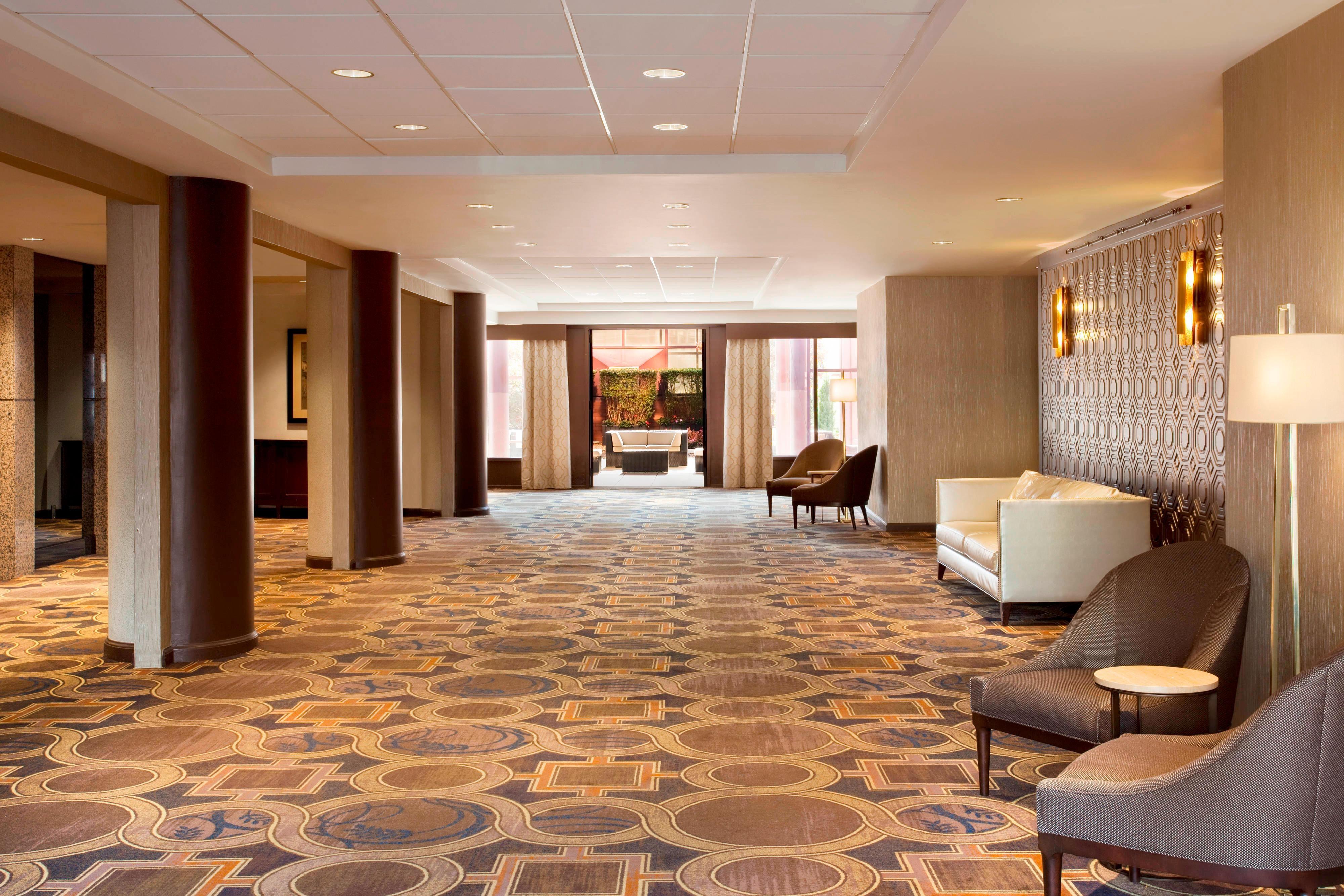 Phoenix Ballroom Pre-Function Lobby