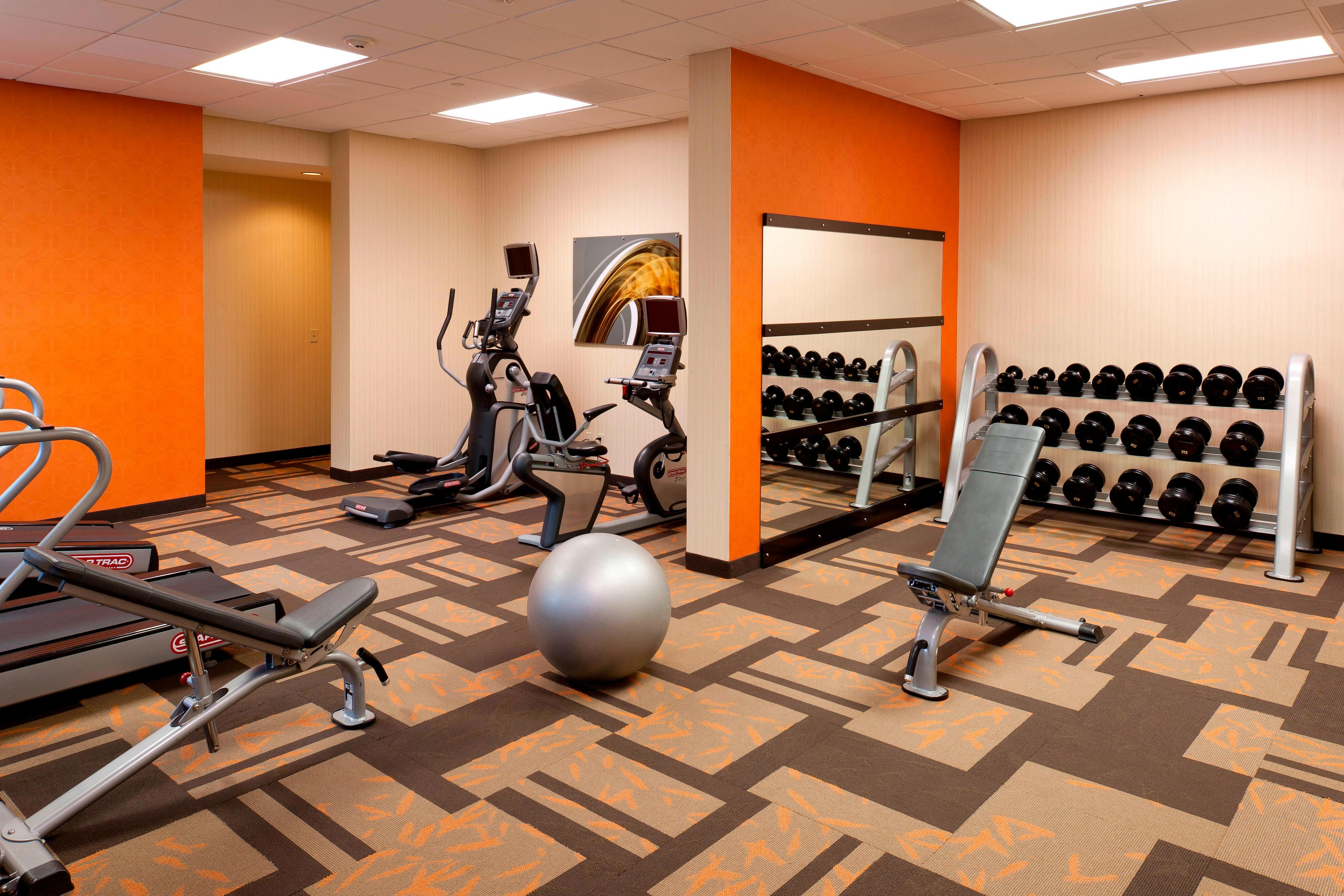 Fitness Center - Cypress CA hotels