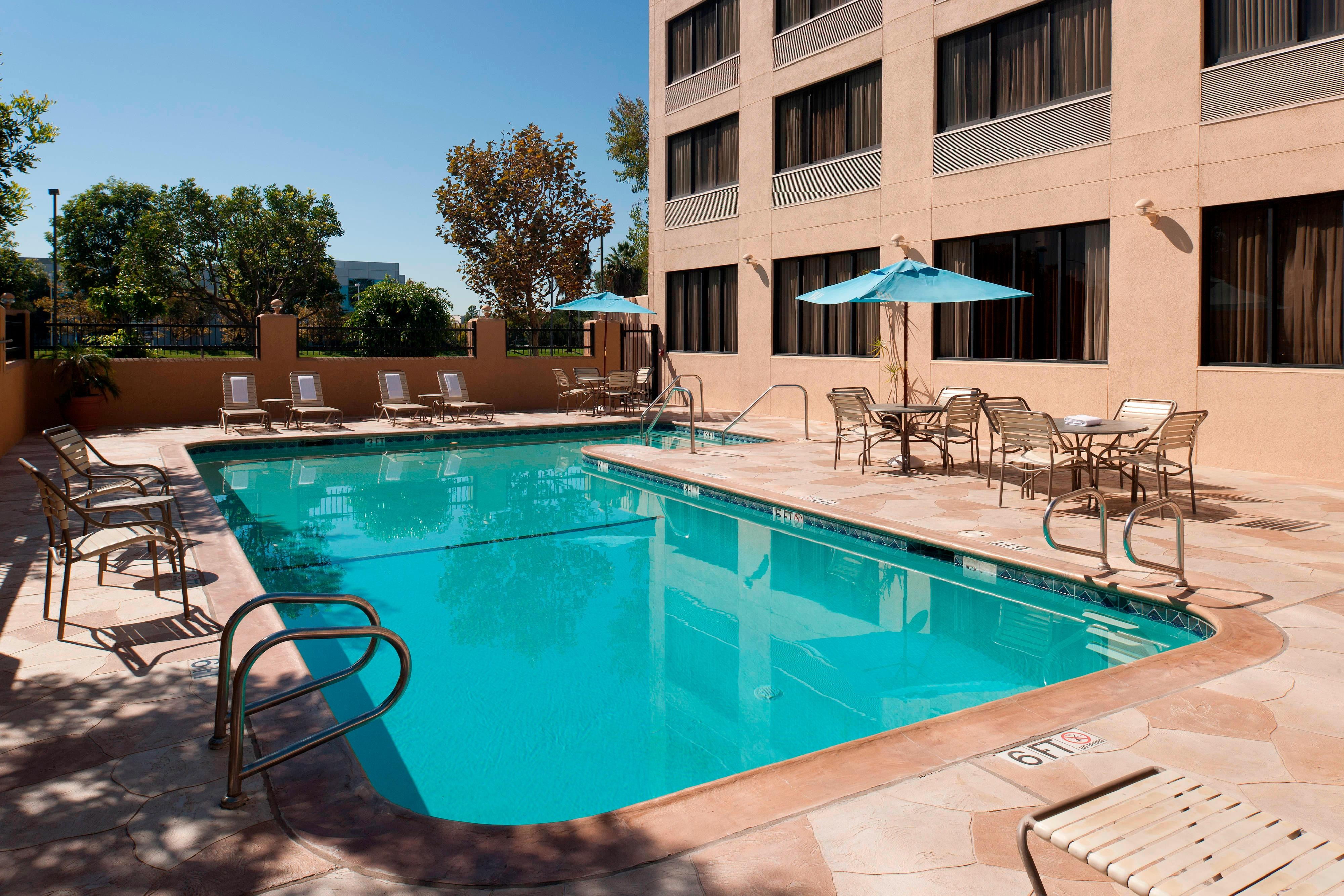 Pool - Hotels in Cypress, CA