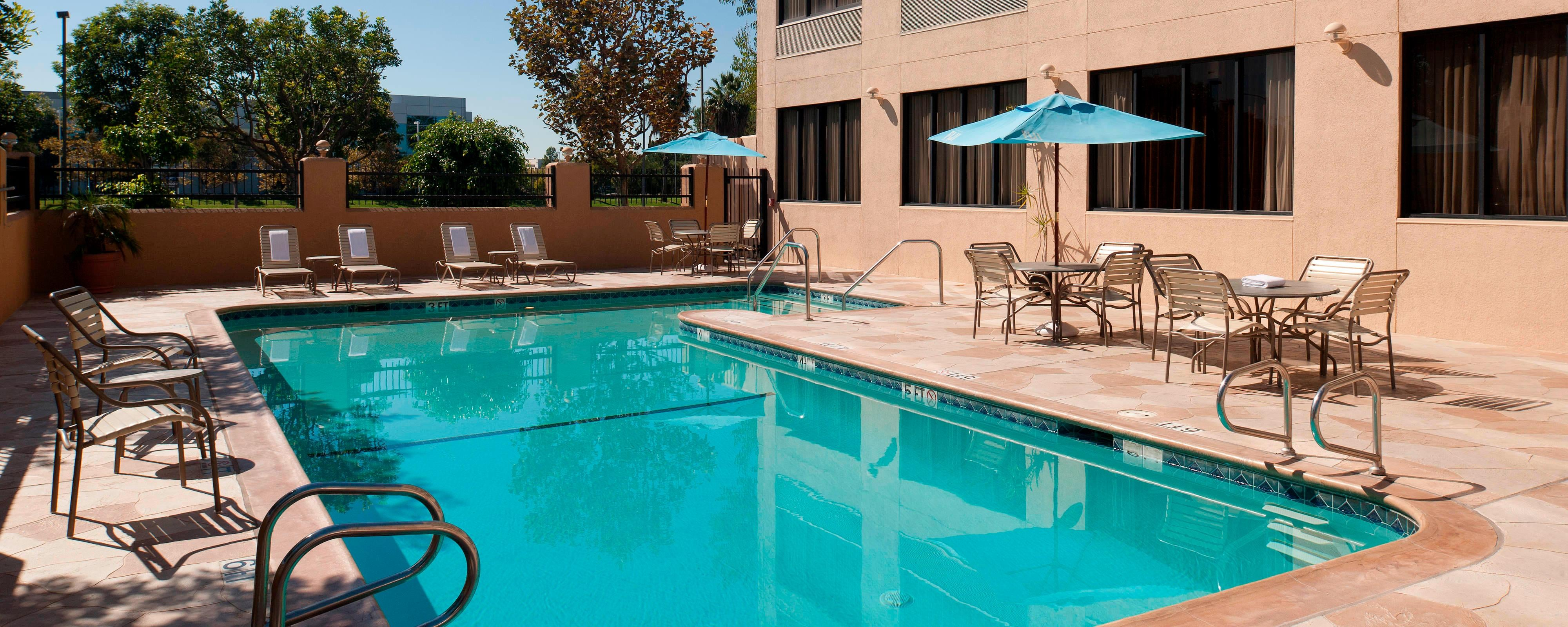 Pool - Hotels in Cypress, CA