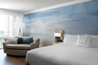 King Guest Room Long Beach