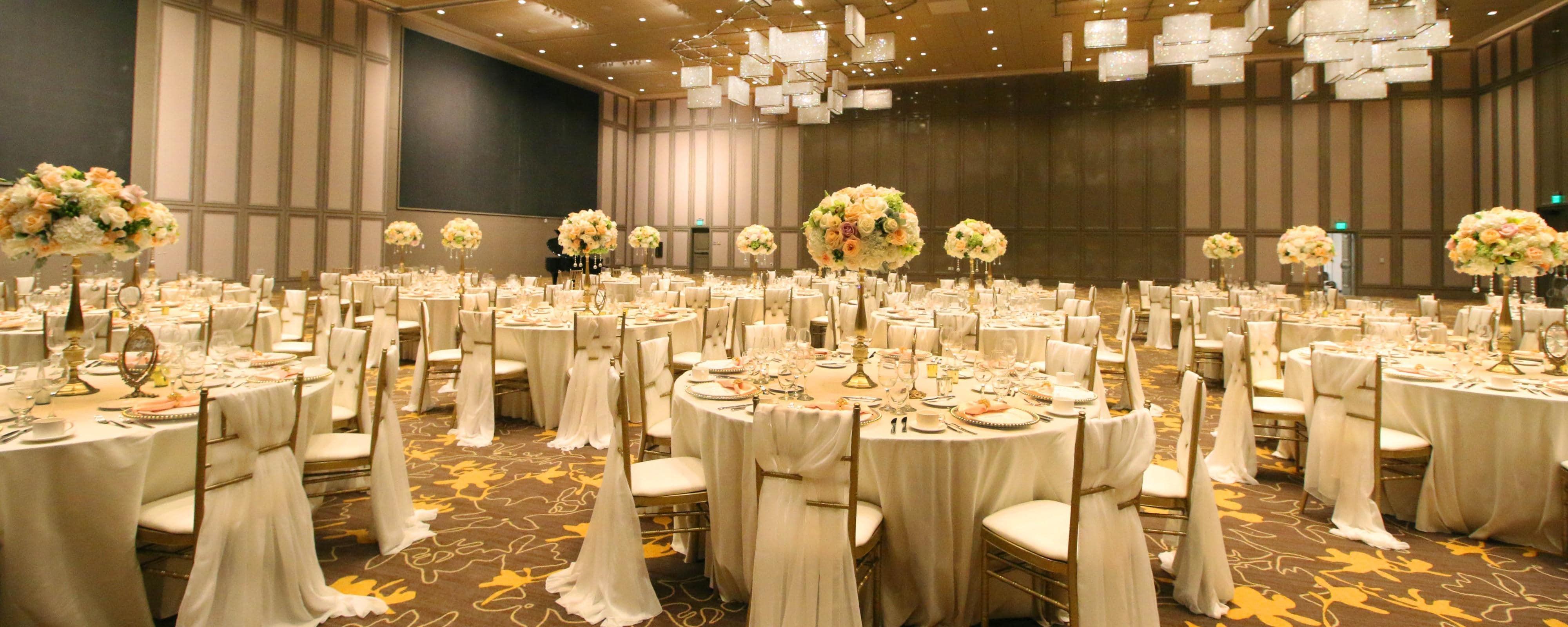 San Gabriel Valley Wedding Venues   Sheraton Los Angeles San