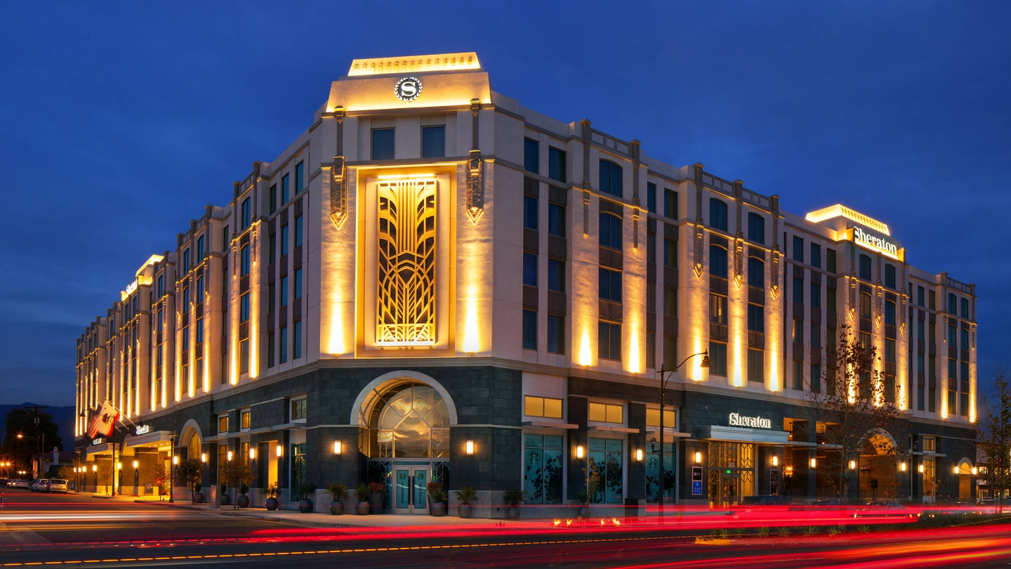 Hotels Near Union Station Los Angeles