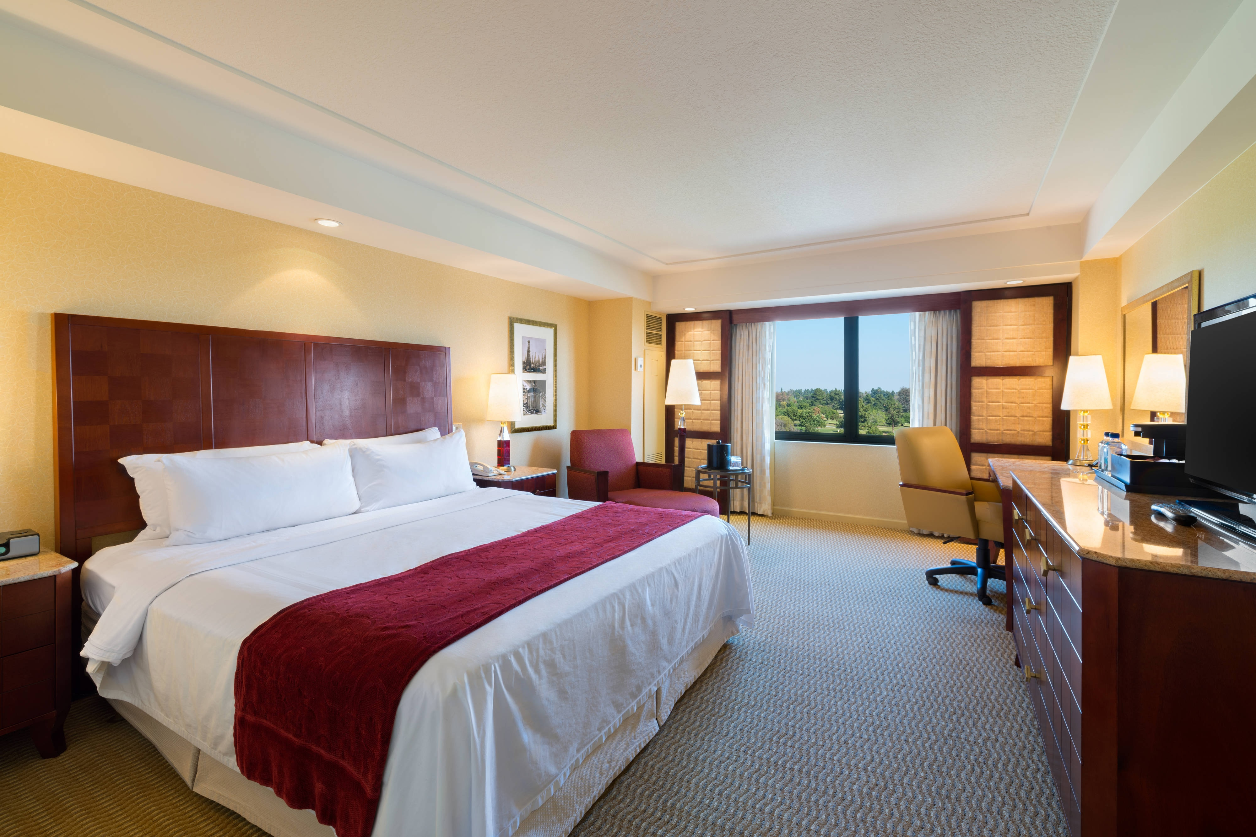 King Guest Room - Concierge Level