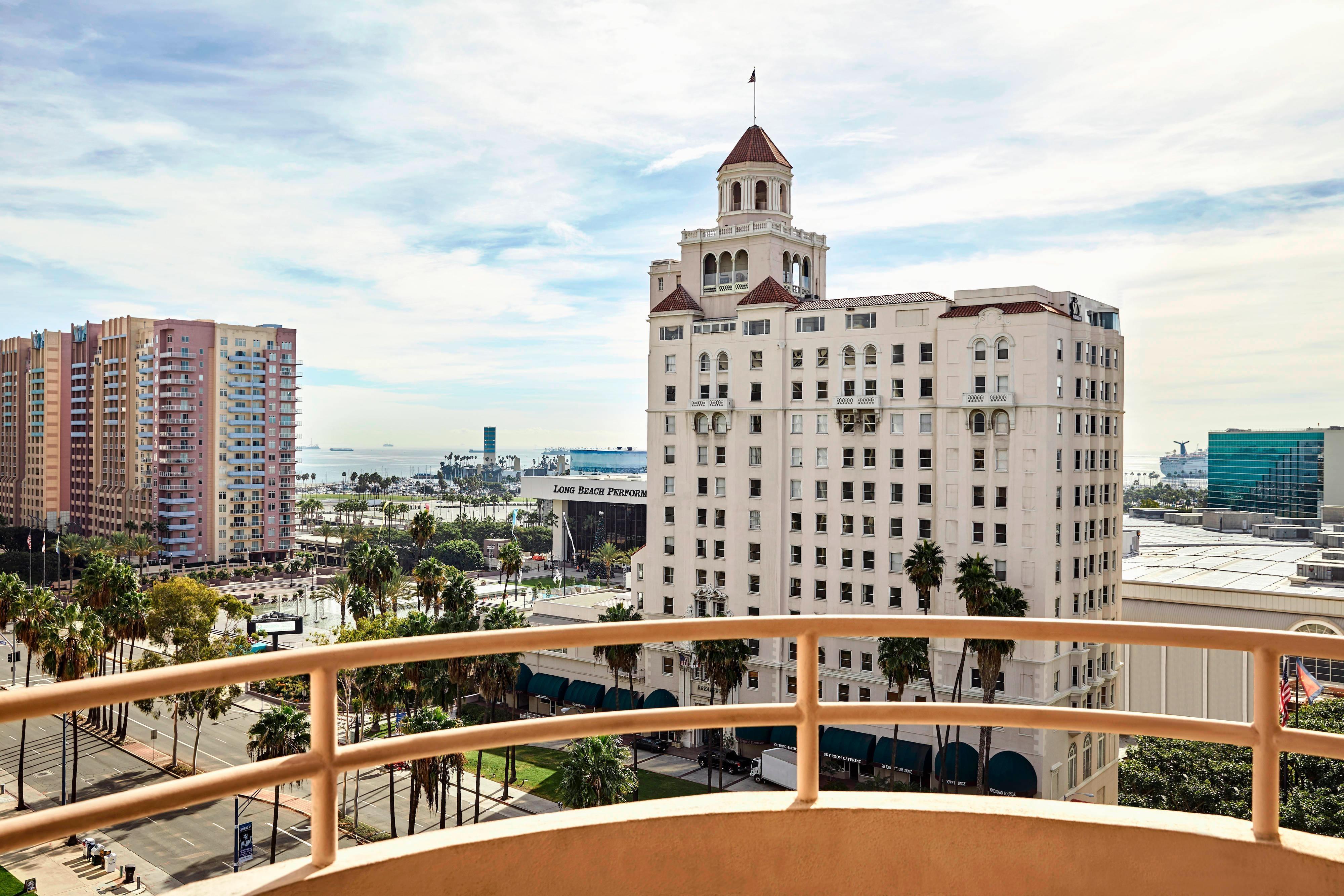 Habitación con balcón y vista - Vista