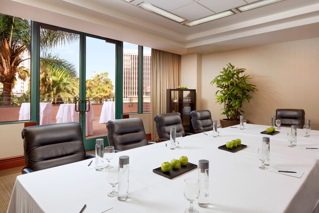 Boardroom and Terrace