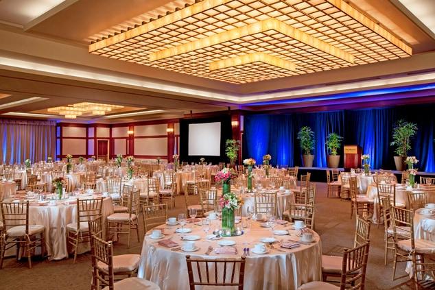 Dinner at Centennial Ballroom
