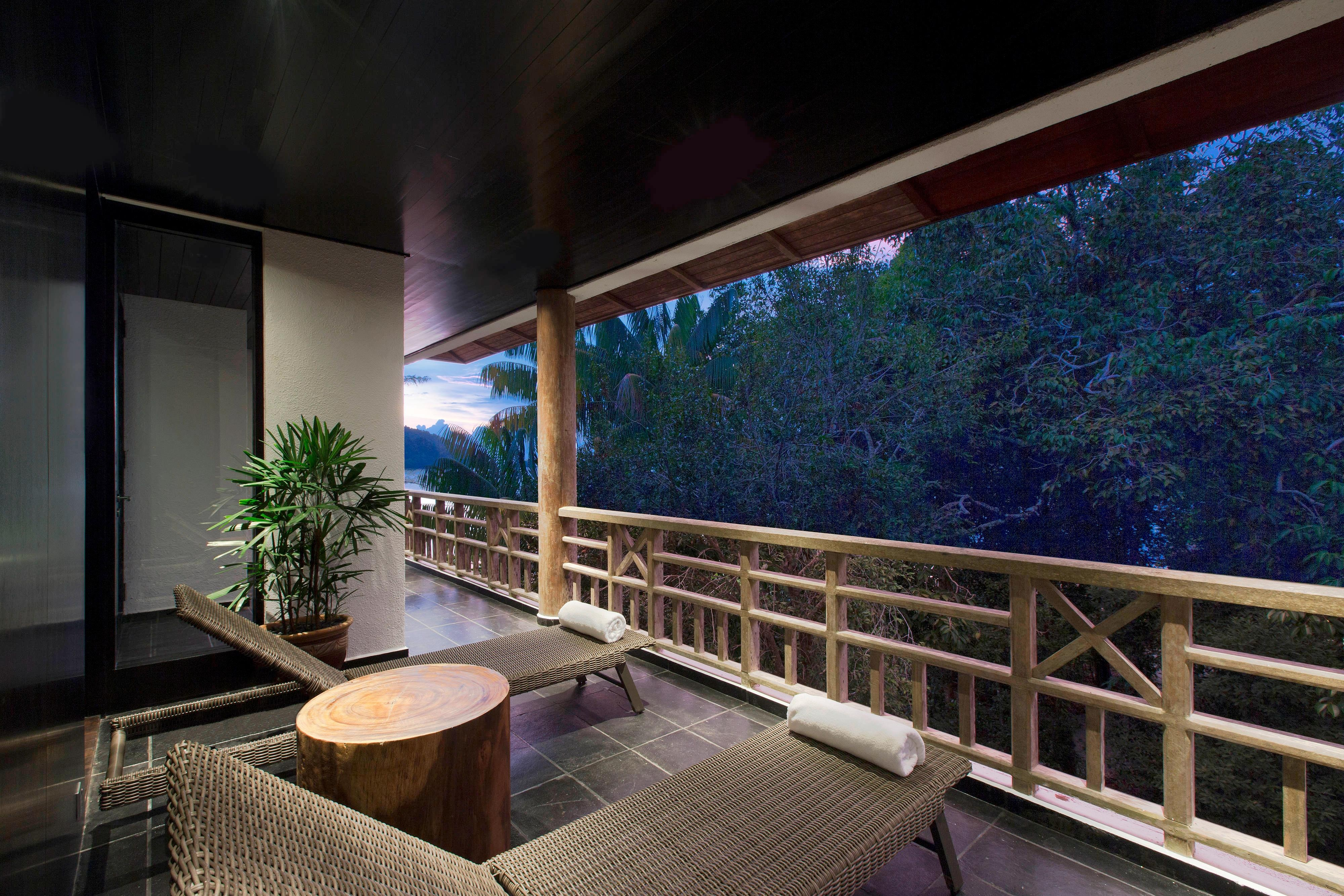 Presidential Suite - Balcony with a View