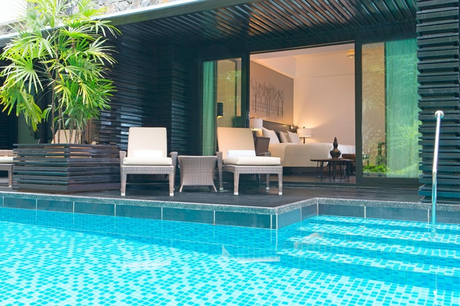 Luxury Pool Access Room - Exterior