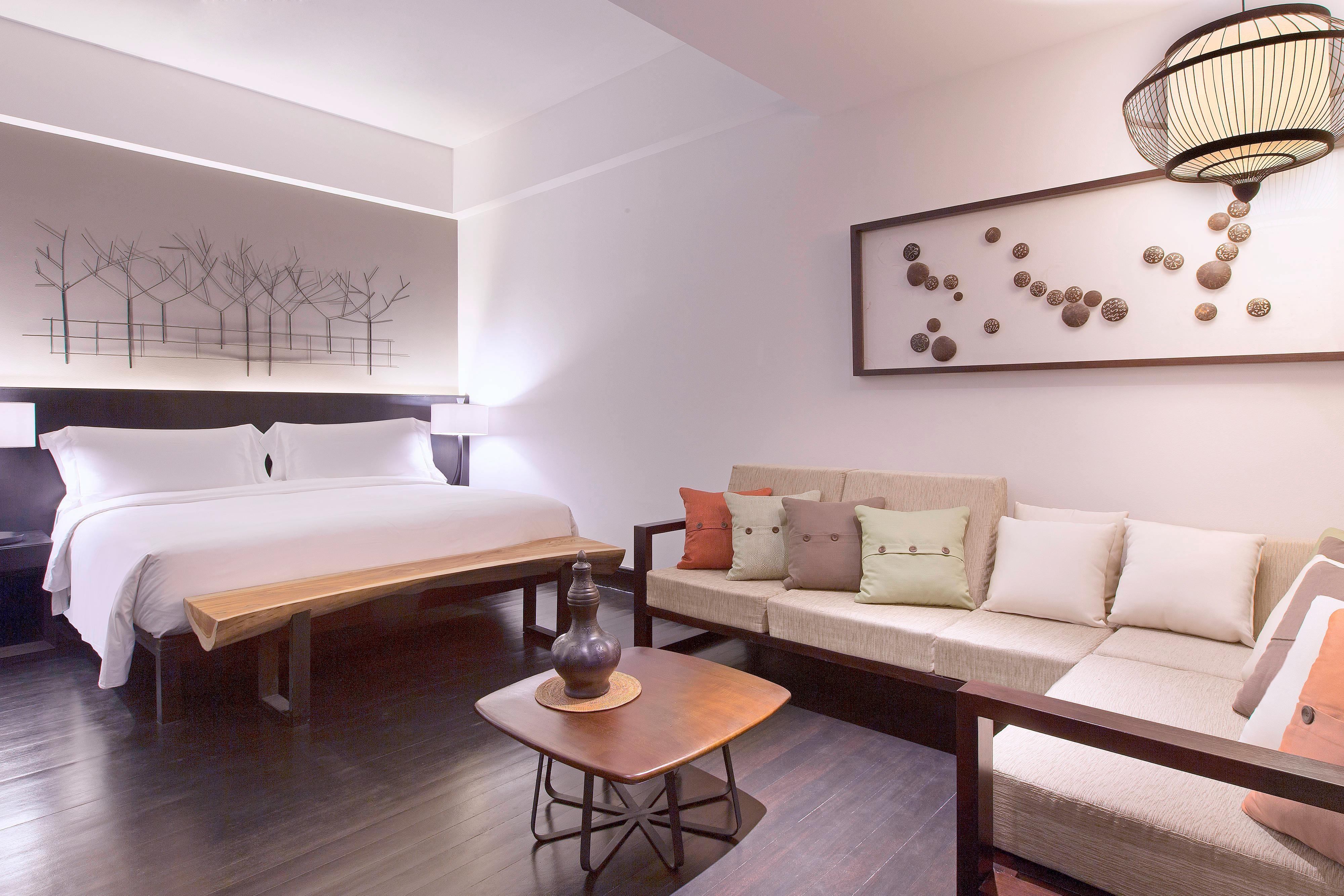 Luxury Garden Terrace Room