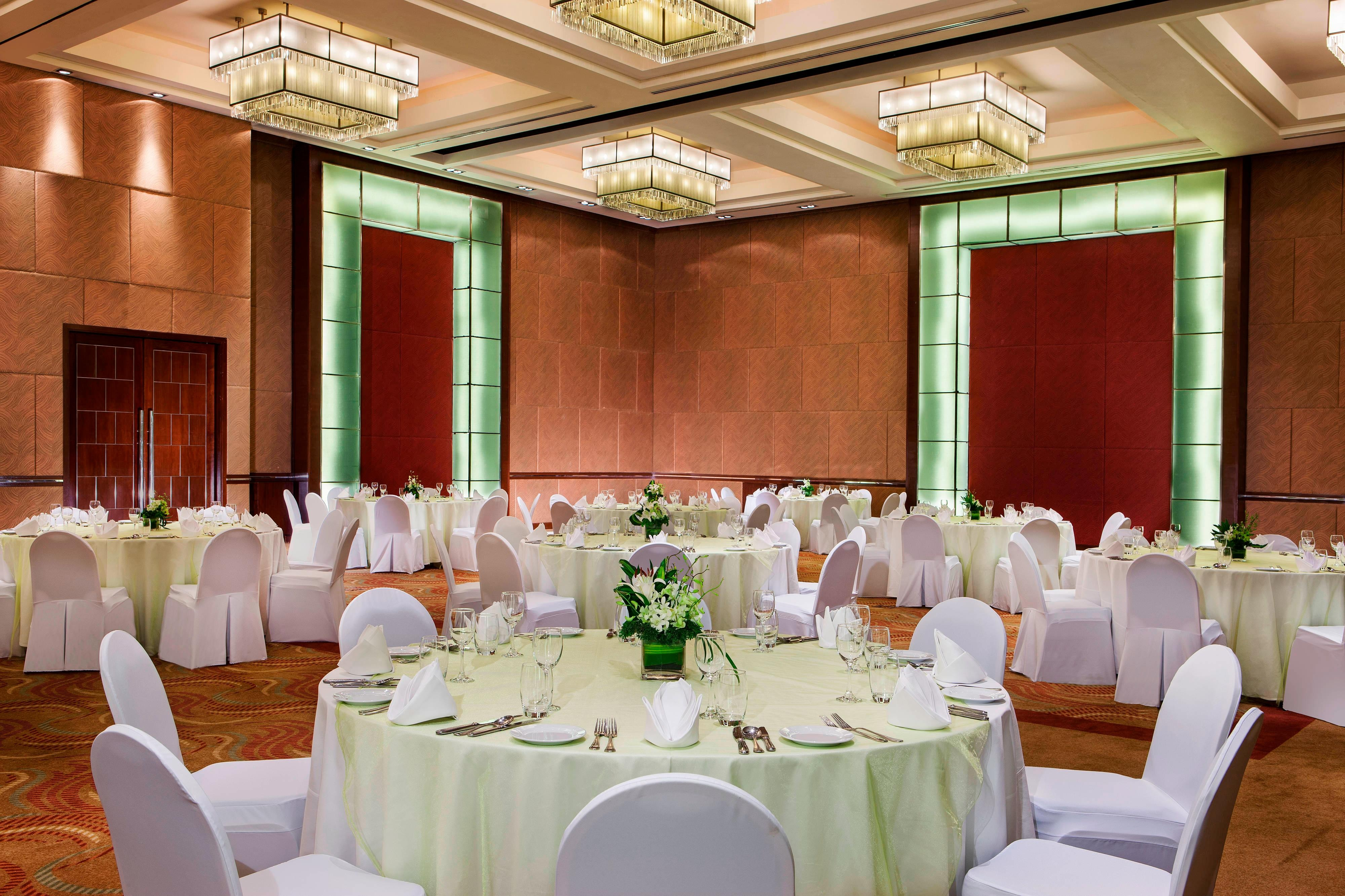 Grand Ballroom - Banquetting