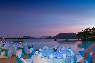 Special Dining - Poolside Dinner