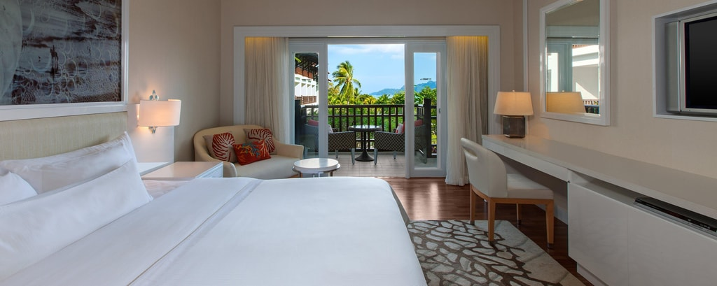 Premium Ocean View King Room