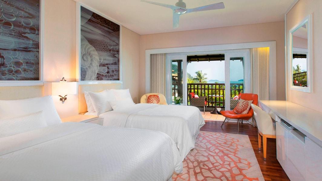 Habitación Premium con vista al mar