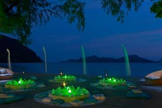 Special Dining - Beach Dinner