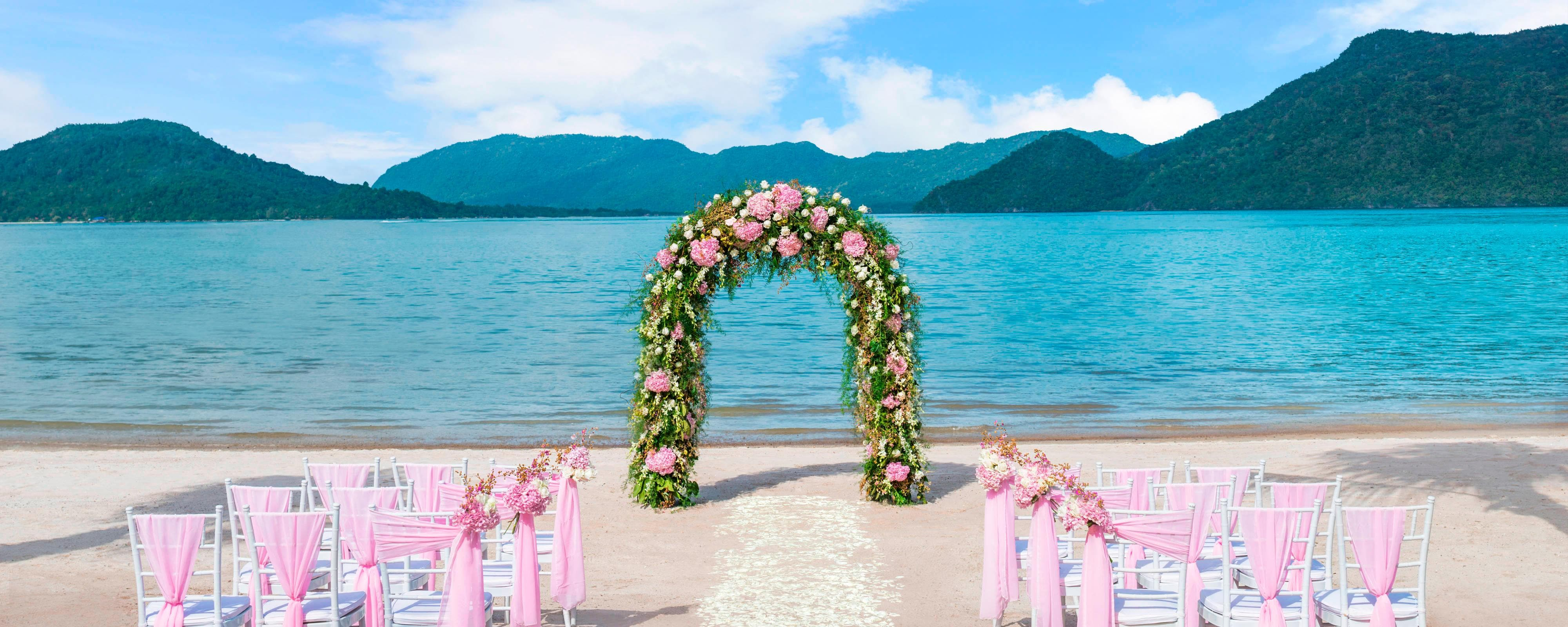 Langkawi Beach Wedding Packages The