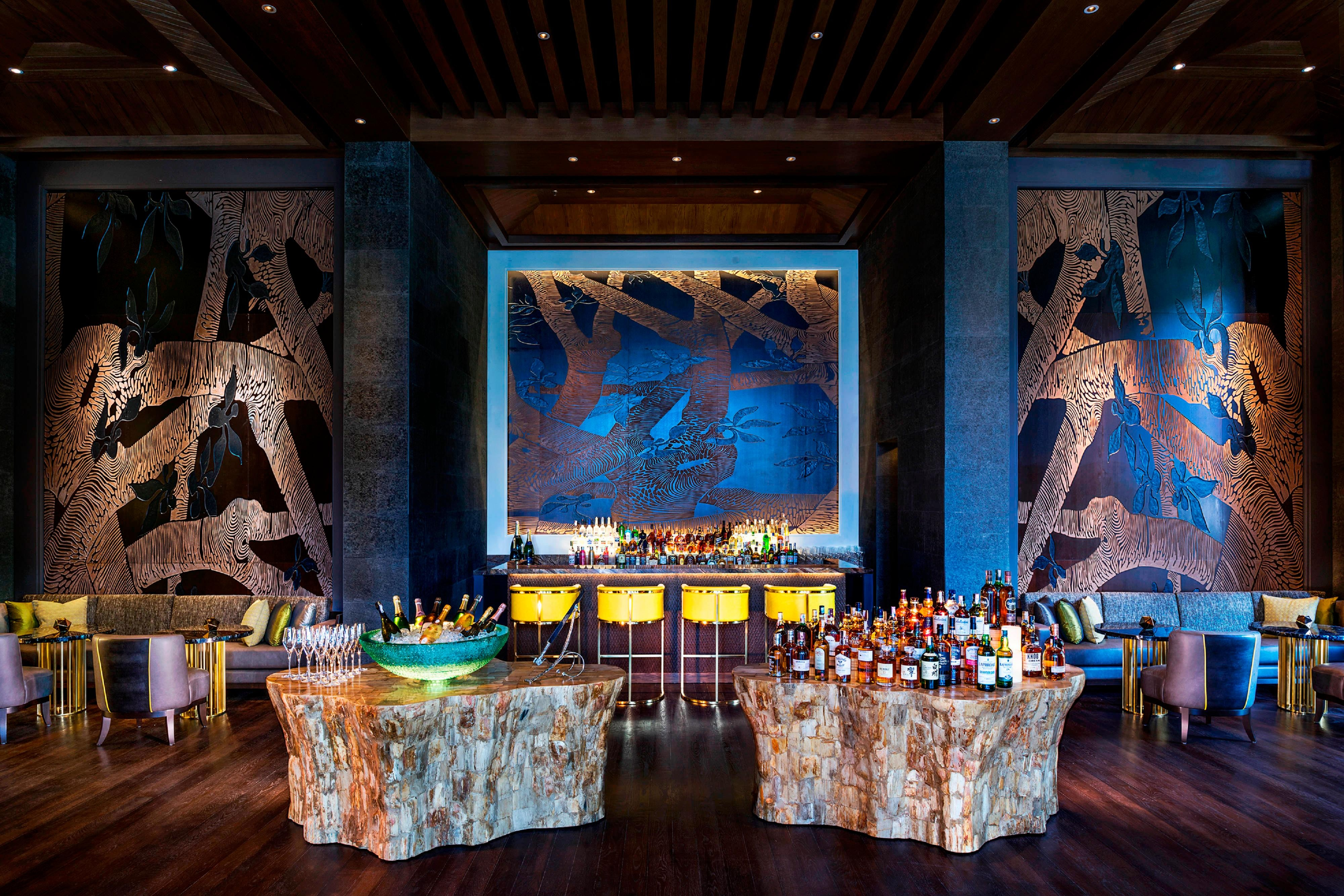 The St Regis Bar