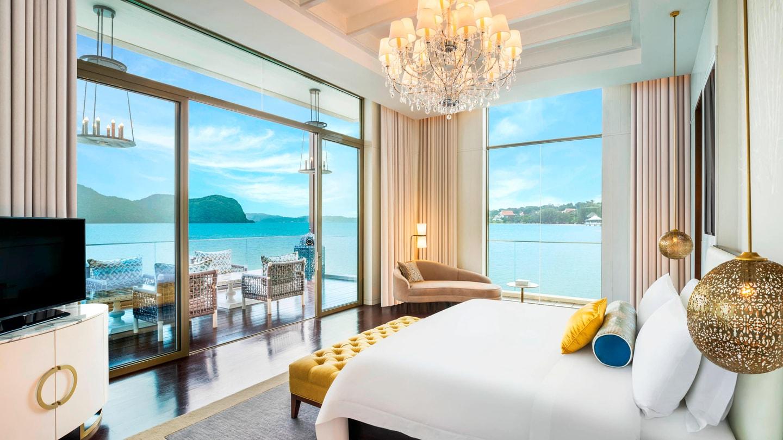 Luxury Resort In Langkawi Kuah Resort The St Regis Langkawi