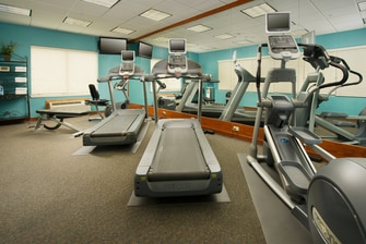 Fitness Center Hotels Marshall TX