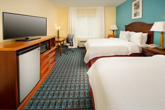 Marshall Queen Guest Rooms