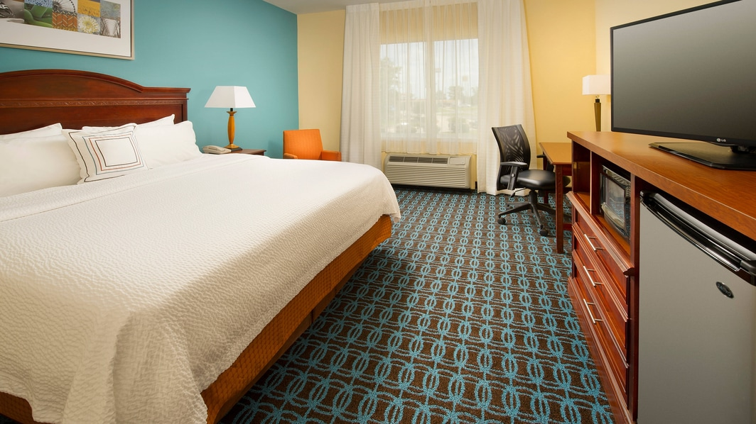 Marshall TX King Guest Rooms