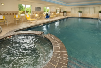 Indoor Swimming Pool Marshall TX