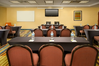 Meeting Room Hotels Marshall TX