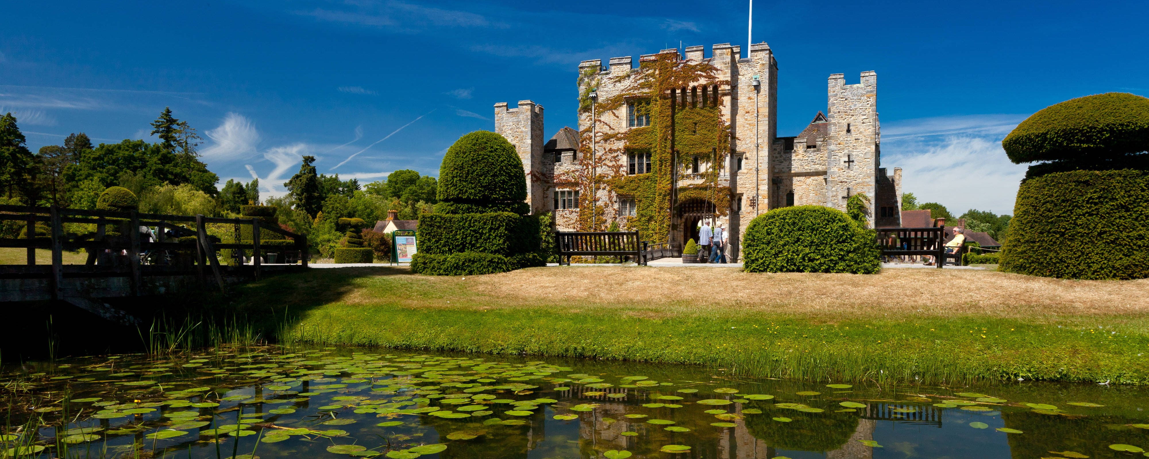 Hever Castle & Gardens, UK
