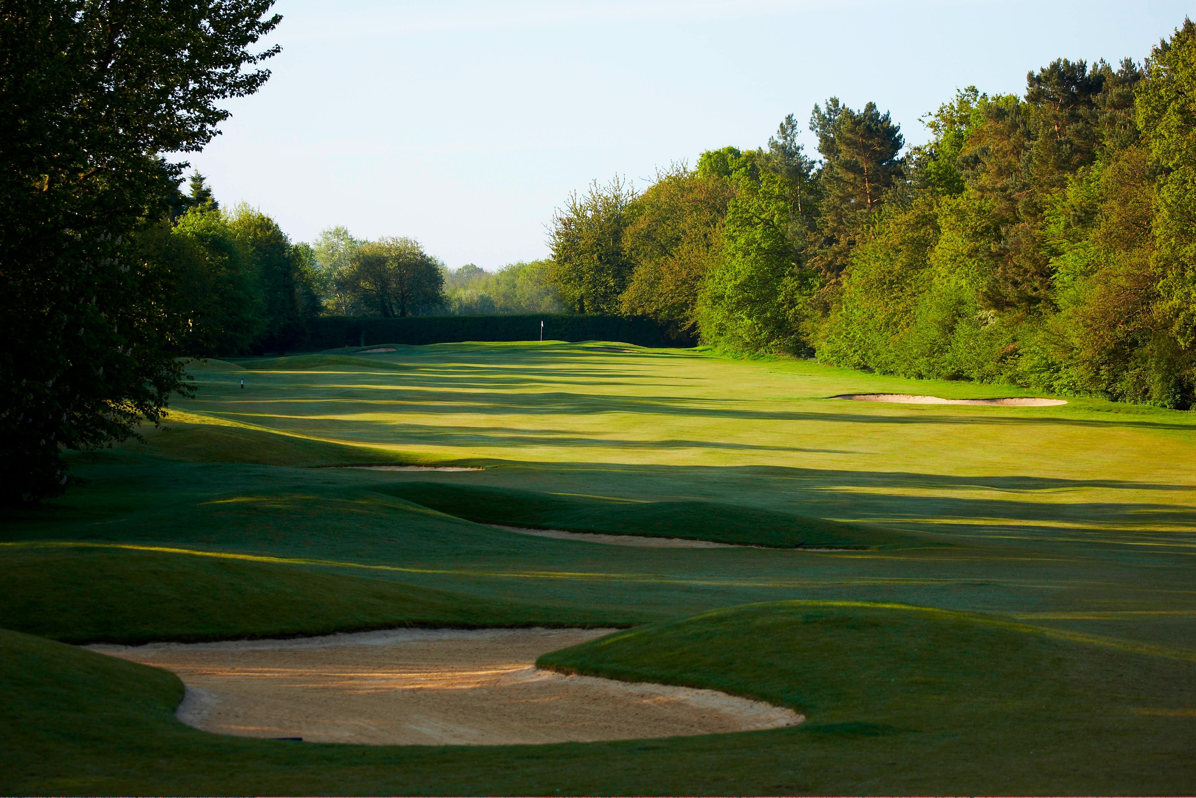 Lingfield Park Golf Course 2nd Hole