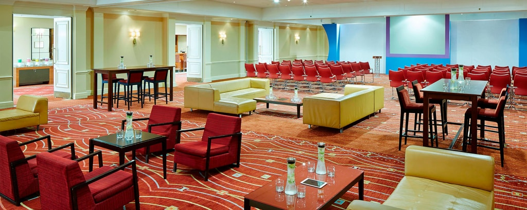 Meeting room Heathrow/Windsor Marriott Hotel