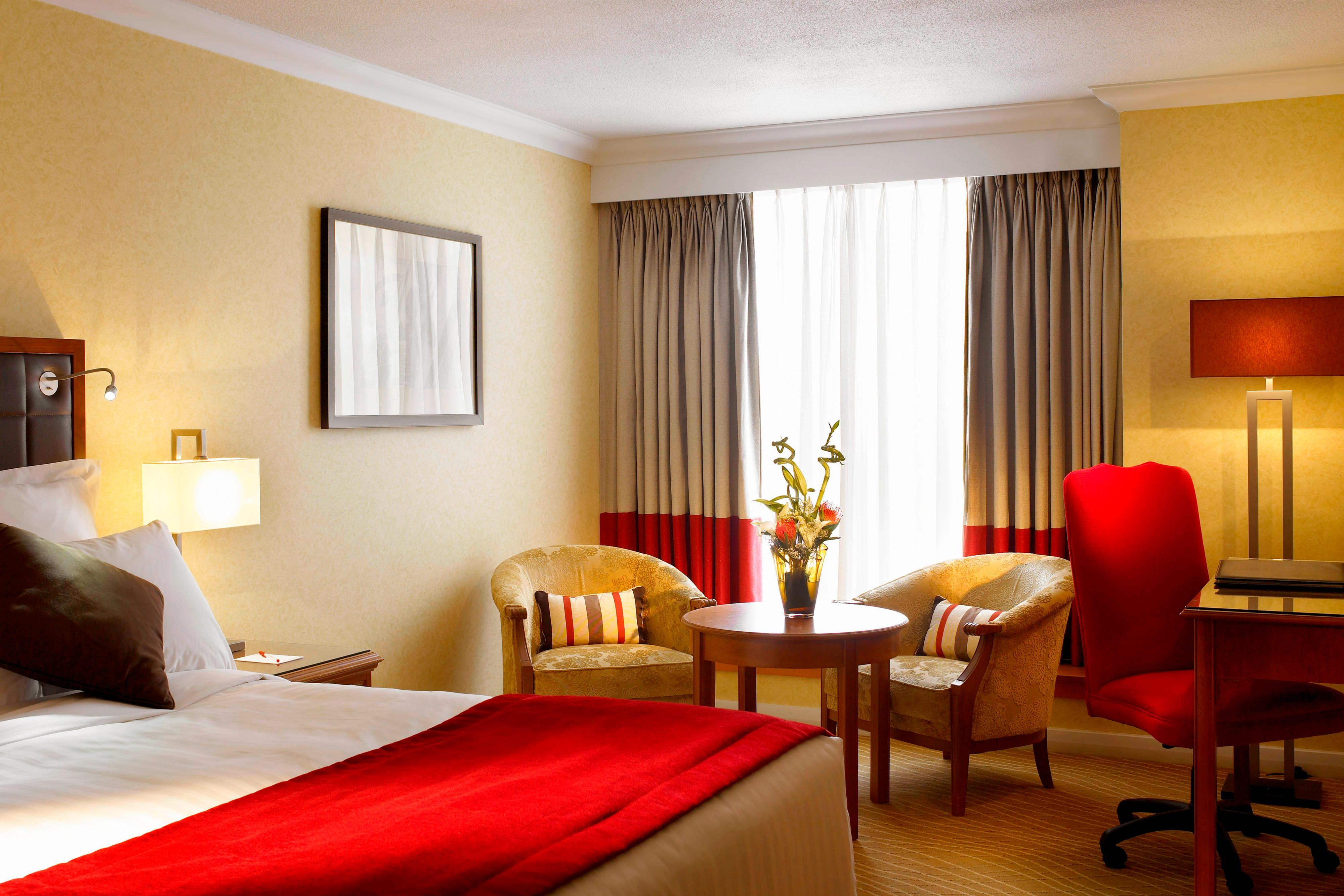 Suite del Heathrow/Windsor Marriott Hotel