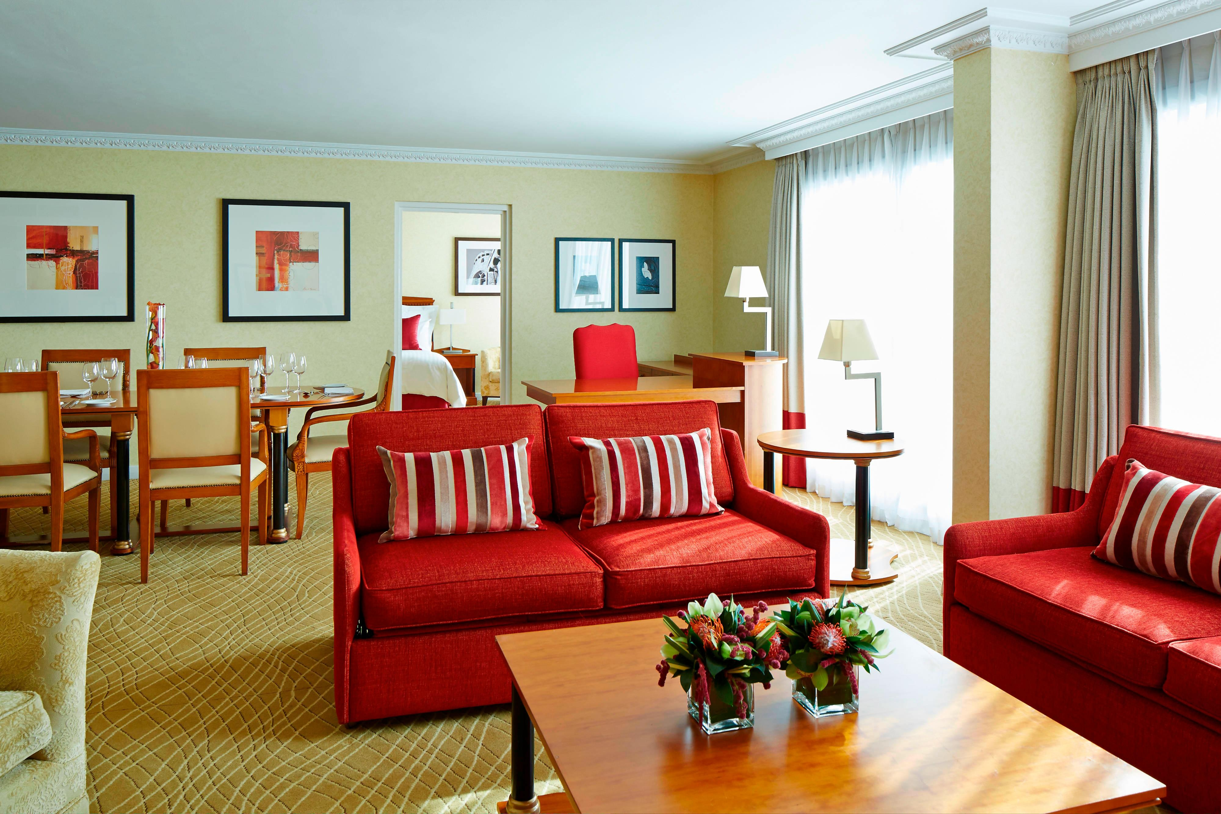 Suite Presidencial del Heathrow/Windsor Marriott Hotel
