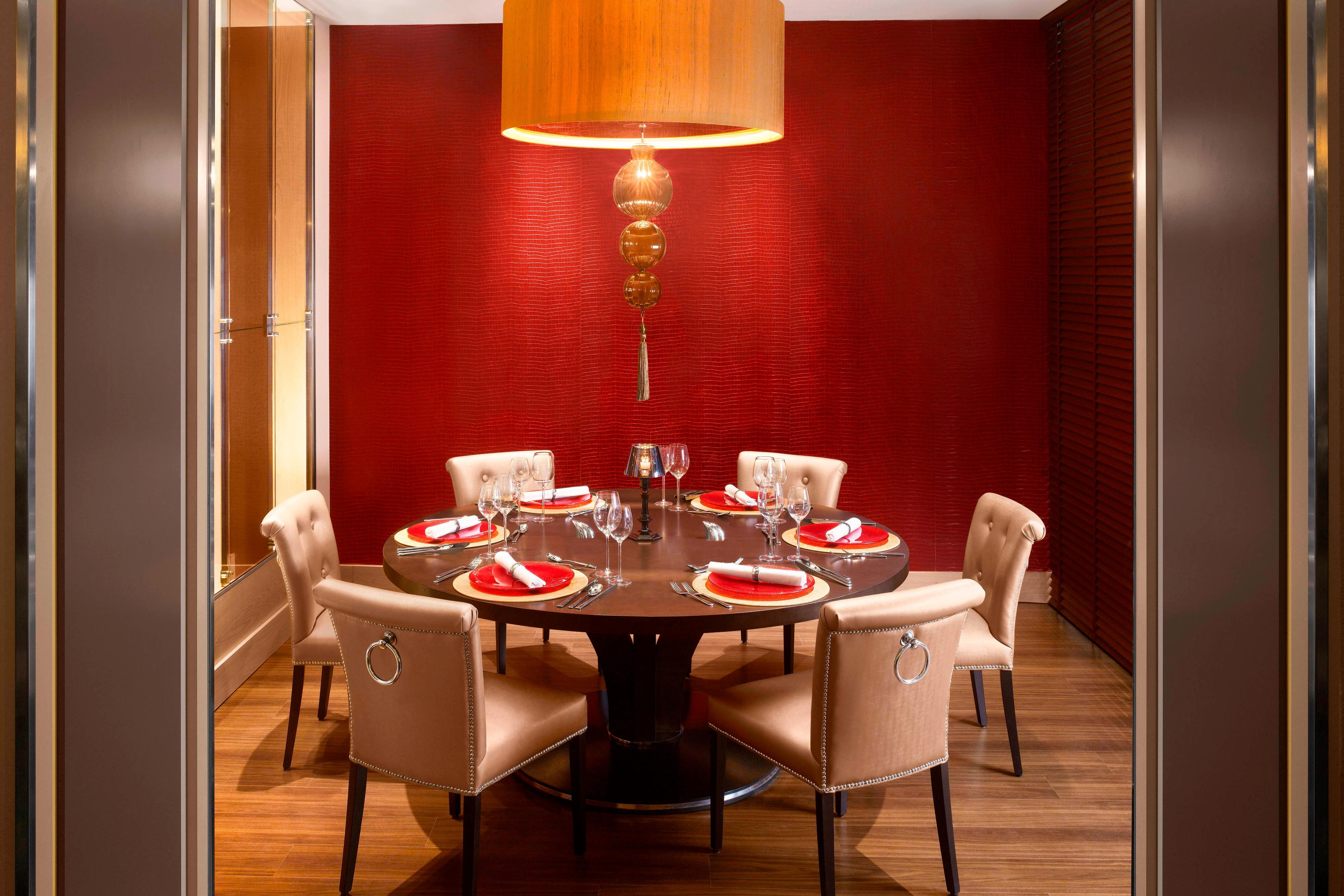Madhu s Private Dining Room