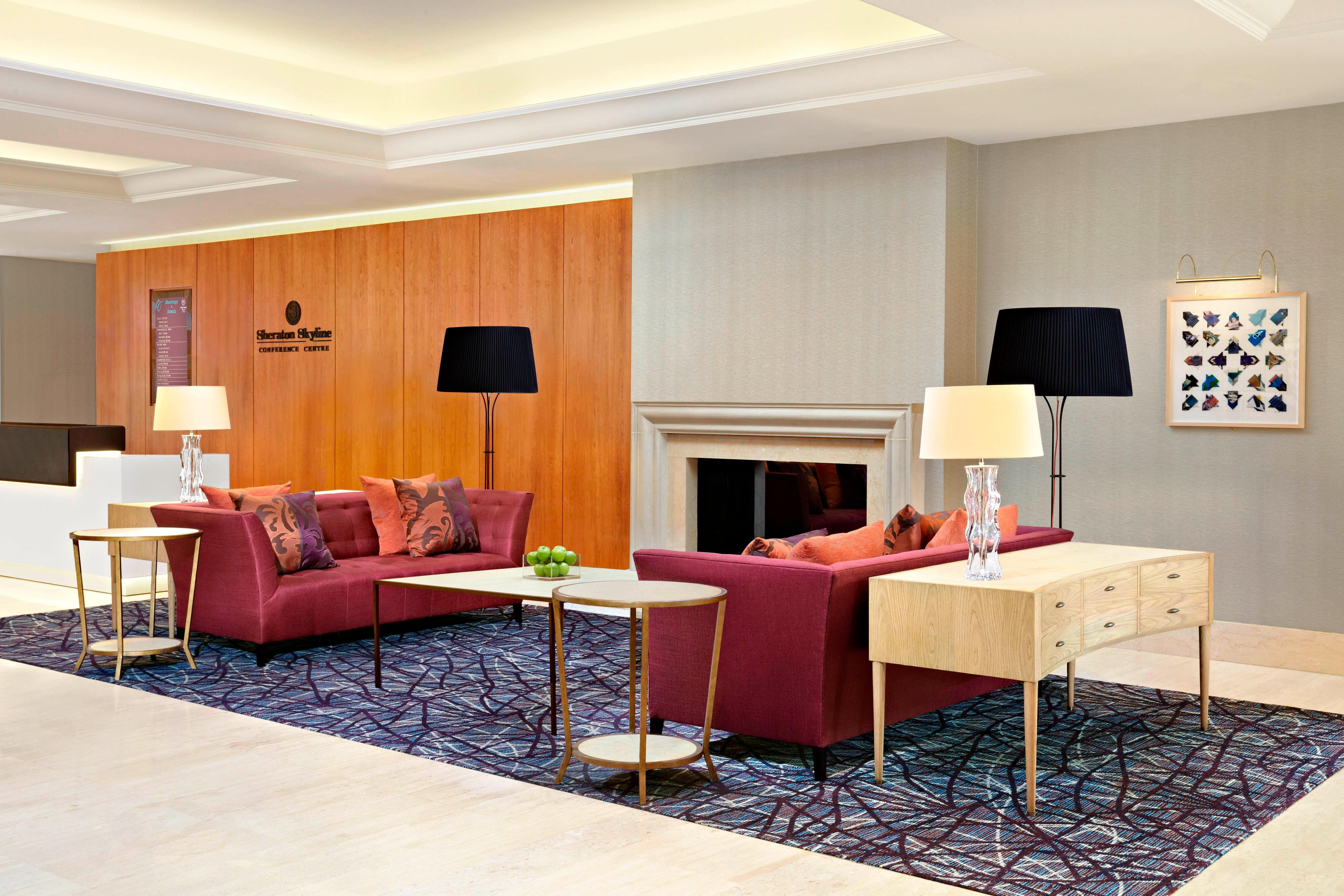 Conference Centre Lobby