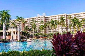 Kauai Resort On Kalapaki Bay
